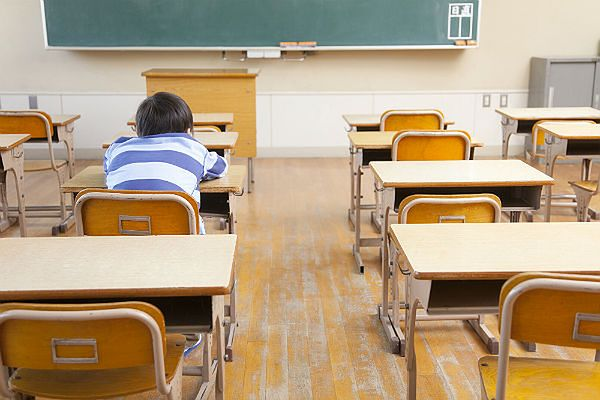 W poznańskiej szkole uczniowie biją chłopca z Ukrainy? Dyrektor i rodzice Dymitra zaprzeczają