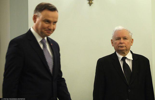 """Kaczyński wesprze Dudę w kampanii.""""Jeśli PiS utraci prezydenturę, prezes nic nie będzie znaczył"""""""