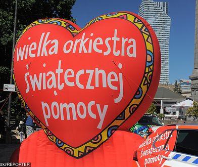 Dwa dni do 29. finału WOŚP. Jurek Owsiak do TVP: nie wymazujcie serduszka