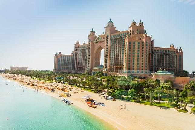Atlantis, The Palm. Dubaj jest niczym marzenie szalonego architekta