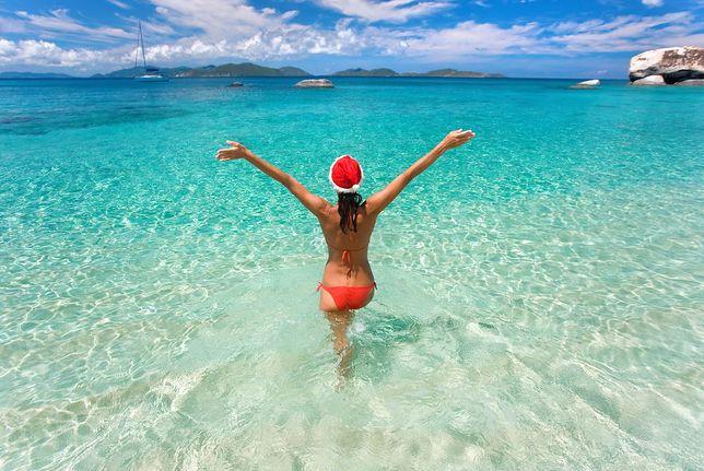 Zimą też można się kąpać w ciepłym morzu. Najbliższa słoneczna plaża 3 godziny lotu z Polski