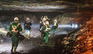 Dolny Śląsk. Wstrząs w kopalni miedzi Polkowice-Sieroszowice. 8 górników jest rannych