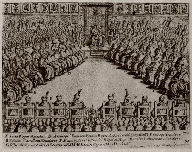 Liberum veto dawało prawo zerwania obrad sejmu