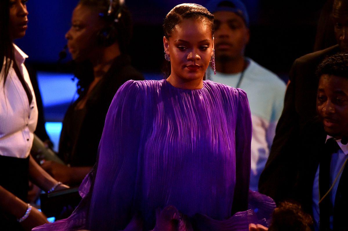 Rihanna chce mieć czworo dzieci bez partnera