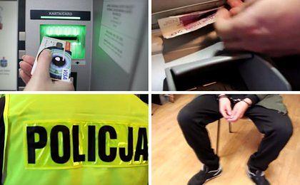 Oto w jaki sposób złodzieje kradną pieniądze z bankomatów [WIDEO]
