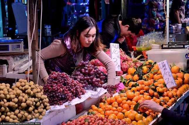 Azja może mieć problemy. Chodzi o dostawy żywności