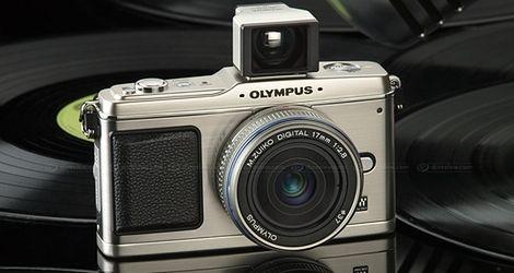 Olympus E-P1 trafia w gusta