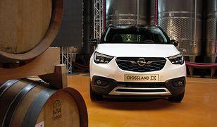 Opel Crossland X: styl miasta
