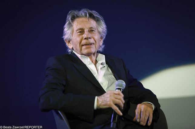 Roman Polański odwołał wykład w łódzkiej filmówce