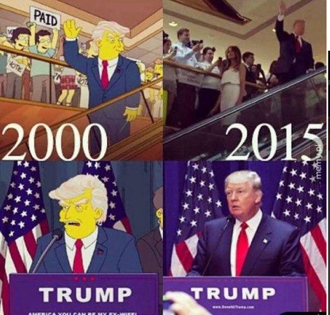 Memy po wyborach w USA