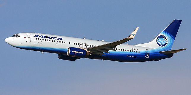 Boeing musiał lądować awaryjnie w Rosji