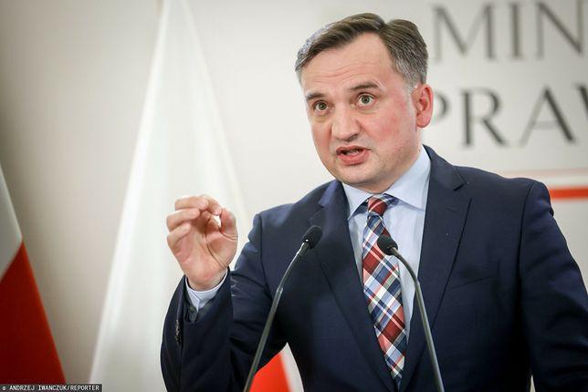 Polski Ład. Zbigniew Ziobro pojawił się na konferencji