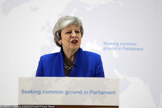 Brexit. Premier May dopuszcza możliwość drugiego referendum