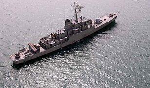 Iran wysłał okręty na Atlantyk. USA zaniepokojone