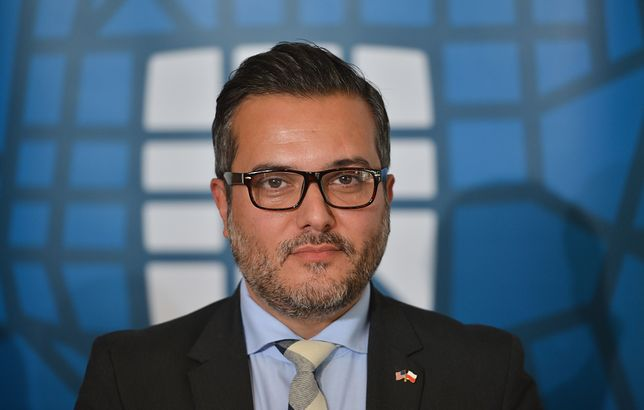 Dosadny wpis z ambasady USA w Polsce. Powodem wolność mediów