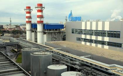Gazprom: dostawy gazu do Europy przez Ukrainę są stabilne