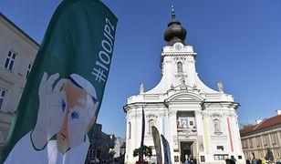 Wadowice. Setna rocznica urodzin Jana Pawła II w maju 2020 roku (zdj. arch.)