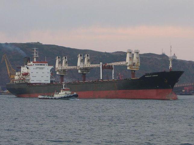 """Na statku handlowym """"Corona"""" wykryto przypadek koronawirusa SARS-CoV-2"""