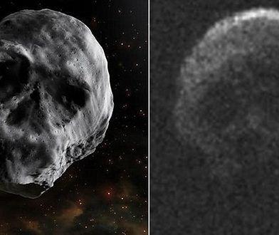 """""""Umarła asteroida"""", """"kometa czaszki"""" - to tylko niektóre nazwy nadane przez dziennikarzy obiektowi 2015 TB145."""