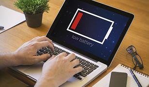 Jak wydłużyć żywotność baterii w laptopie?