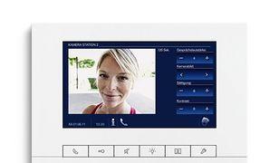 ABB-WelcomeTouch - wideodomofon z panelem dotykowym i funkcją robienia zdjęć
