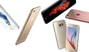Naprawdę Samsung Galaxy S6 jest lepszy od iPhone'a 6s?