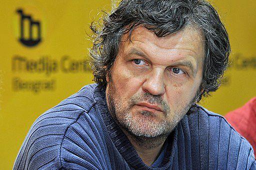 Bałkański reżyser Emir Kusturica dwukrotnie otrzymał Złotą Palmę w Cannes