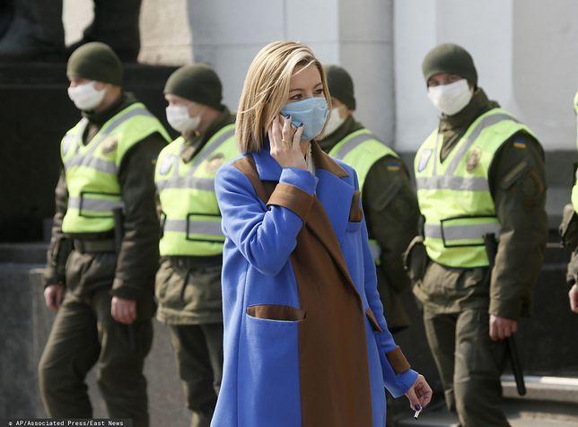 Koronawirus na Ukrainie. Ministerstwo przekazuje niepokojące dane