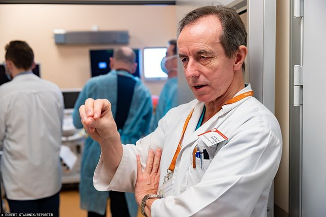 Prokuratura nie dostanie całej dokumentacji pacjentów Tomasza Grodzkiego. Szpital zniszczył akta