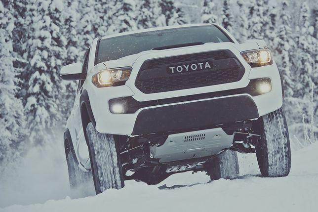 Pickup, który sprawdzi się nie tylko zimą