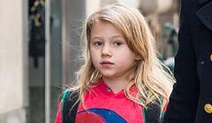 Matilda Ledger coraz bardziej przypomina zmarłego ojca