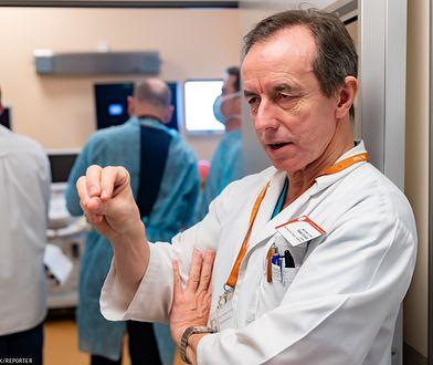 Prof. Tomasz Grodzki wiele lat pracował w szczecińskim szpitalu