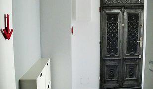 Długi, wąski korytarz - metamorfoza