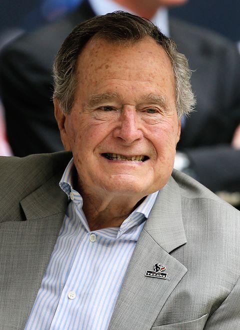 George H.W. Bush w sekrecie pomagał filipińskiemu chłopcu. Wyciekły listy