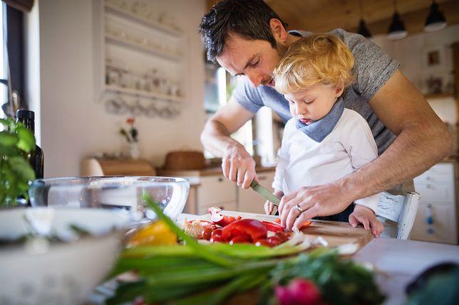 Wspólne gotowanie z dzieckiem – przepisy