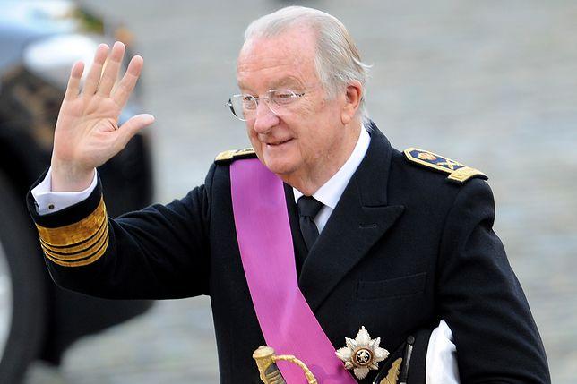 Były król Belgii przyznał się do nieślubnej córki. Albert II jest ojcem artystki Delphine Boel