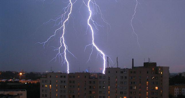 Meteorolodzy ostrzegają przed pierwszymi wiosennymi burzami