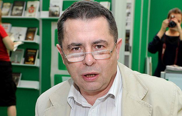 Bronisław Wildstein nie będzie honorowym obywatelem Warszawy