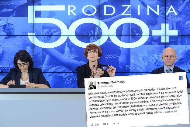 Znany pisarz ostro o obecnej sytuacji politycznej w Polsce