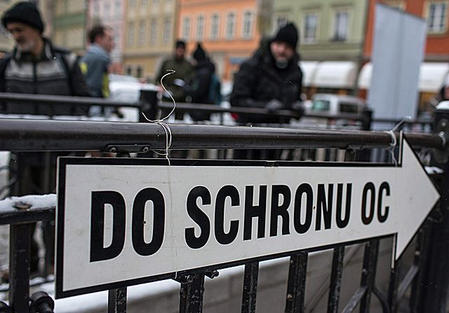 Schrony w Polsce są w opłakanym stanie - zdjęcia