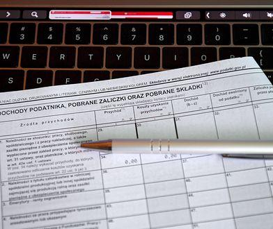Warszawa. Spadł udział miasta w podatku w podatku dochodowym od osób fizycznych i prawnych