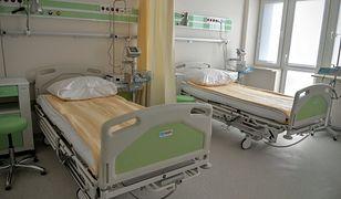 61 nowych łóżek dla pacjentów w nowym pawilonie szpitala Grochowskiego