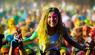Indyjskie Święto Kolorów 2015 [PROGRAM]