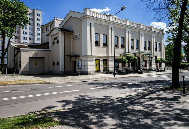 Aktorzy Teatru Zagłębia w Sosnowcu zagrają online.
