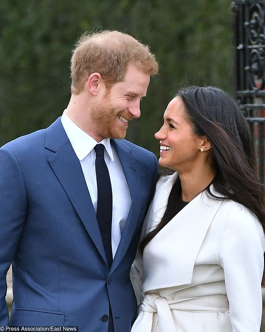 Harry i Meghan staną na ślubnym kobiercu