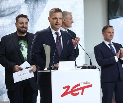 Bracia Sekielscy laureatami Nagrody im. Andrzeja Woyciechowskiego