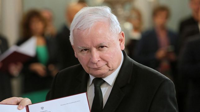 """Jarosław Kaczyński: """"Rekonstrukcja rządu po wakacjach"""""""