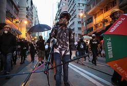 """Chiny ostrzegają ws. Hongkongu. """"Wszyscy zapłacą"""""""