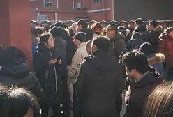 Pekin. 20 dzieci rannych w ataku nożownika
