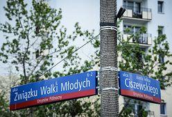 Problemy z dekomunizacją ulic. Komu przeszkadzają komunistyczni agitatorzy?